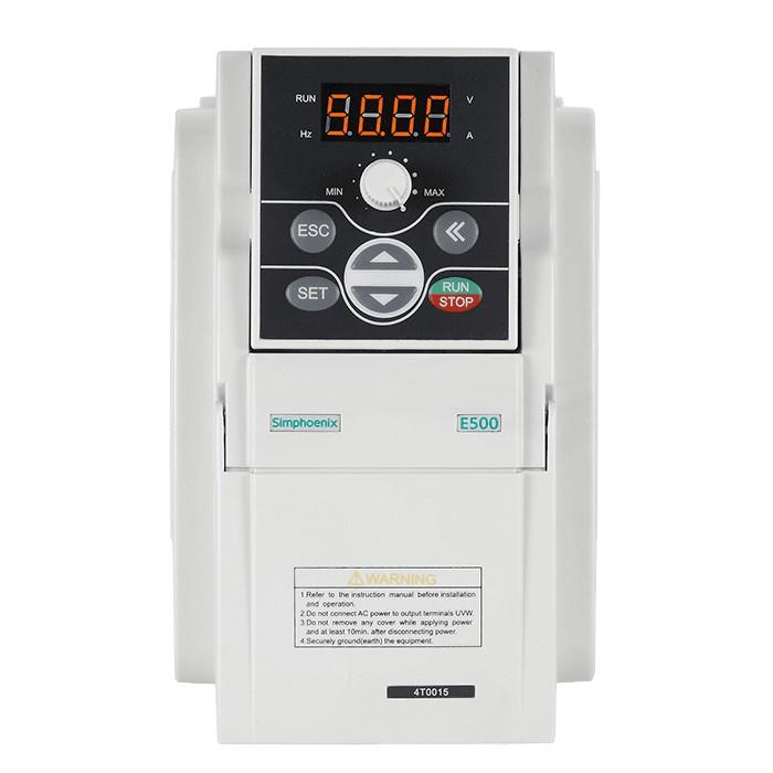 Simphoenix E500-2S0015B 1,5 кВт 220 В