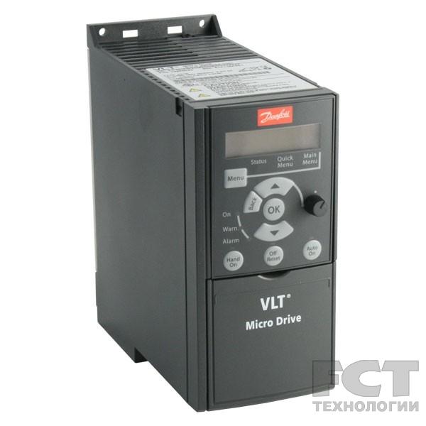 Danfoss VLT Micro Drive FC51 2,2 кВт 380 В
